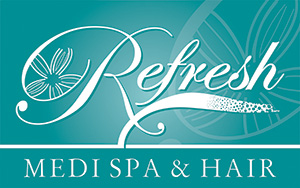 Refresh Medi Spa & Hair Retina Logo